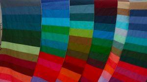 kleurendoeken, ontdek je kleur en stijl