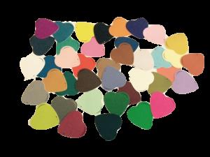 kleuren van je hart