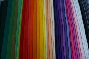 kleurendoeken