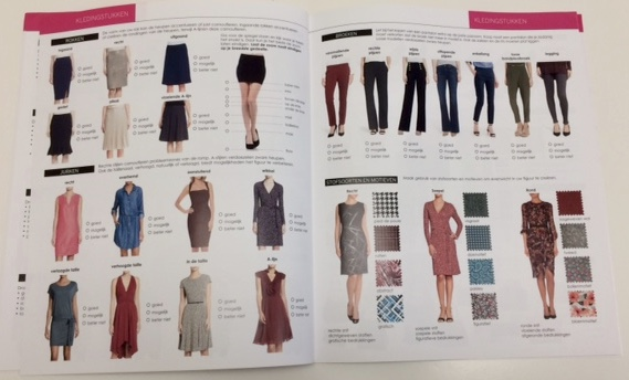 stijladvies kleding en imageadvies bij Ontdek je kleur en stijl