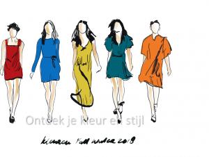 Modekleuren herfst winter 2018